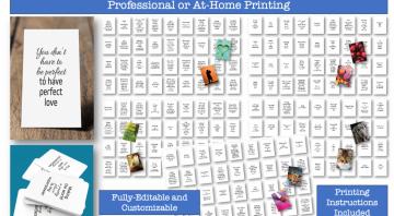 Done For You PLR Printable Card Deck Starter Pack