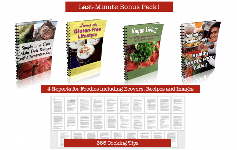 Fun with Food Niche Product PLR Coloring Pages Bonuses Journals and Planners