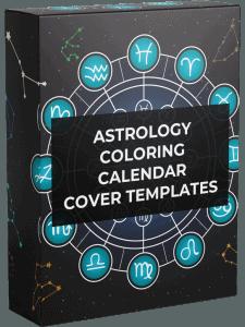 Astrology Calendars 2021 PLR Calendars Set Bonus 1