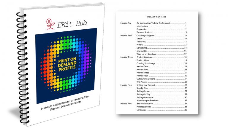 Power of Kindness Print on Demand Printables PLR Kit Bonus 2