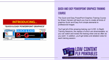 Quick and Easy PowerPoint Graphics Training Course
