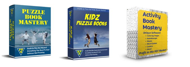 puzzle activity bundle