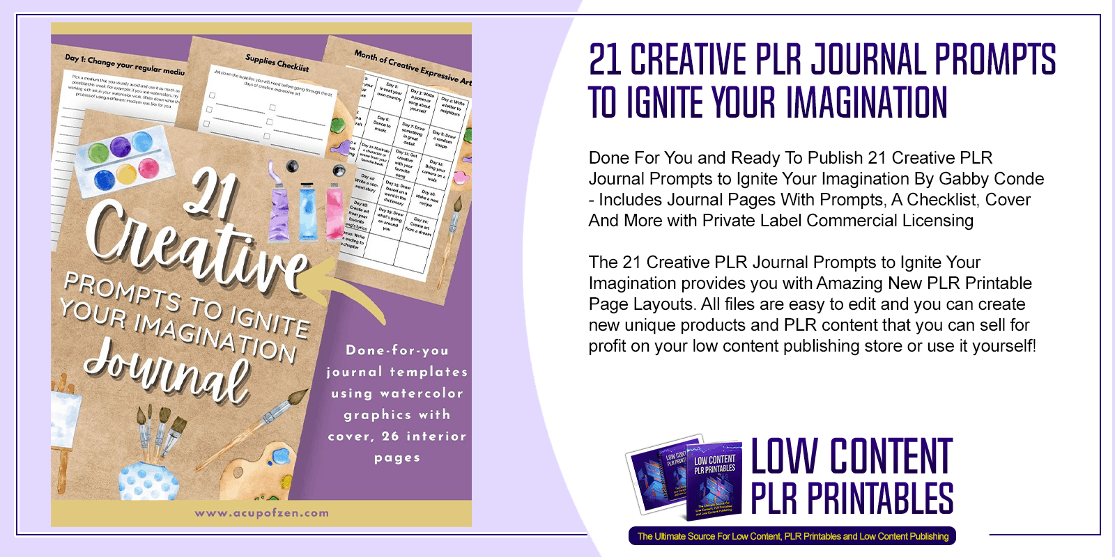 21 Creative PLR Journal Prompts to Ignite Your Imagination