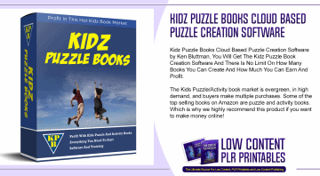 Kidz Puzzle Books Cloud Based Puzzle Creation Software