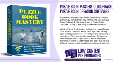 Puzzle Book Mastery Cloud Based Puzzle Book Creation Software