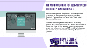 PLR and PowerPoint for Beginners Video Training Course